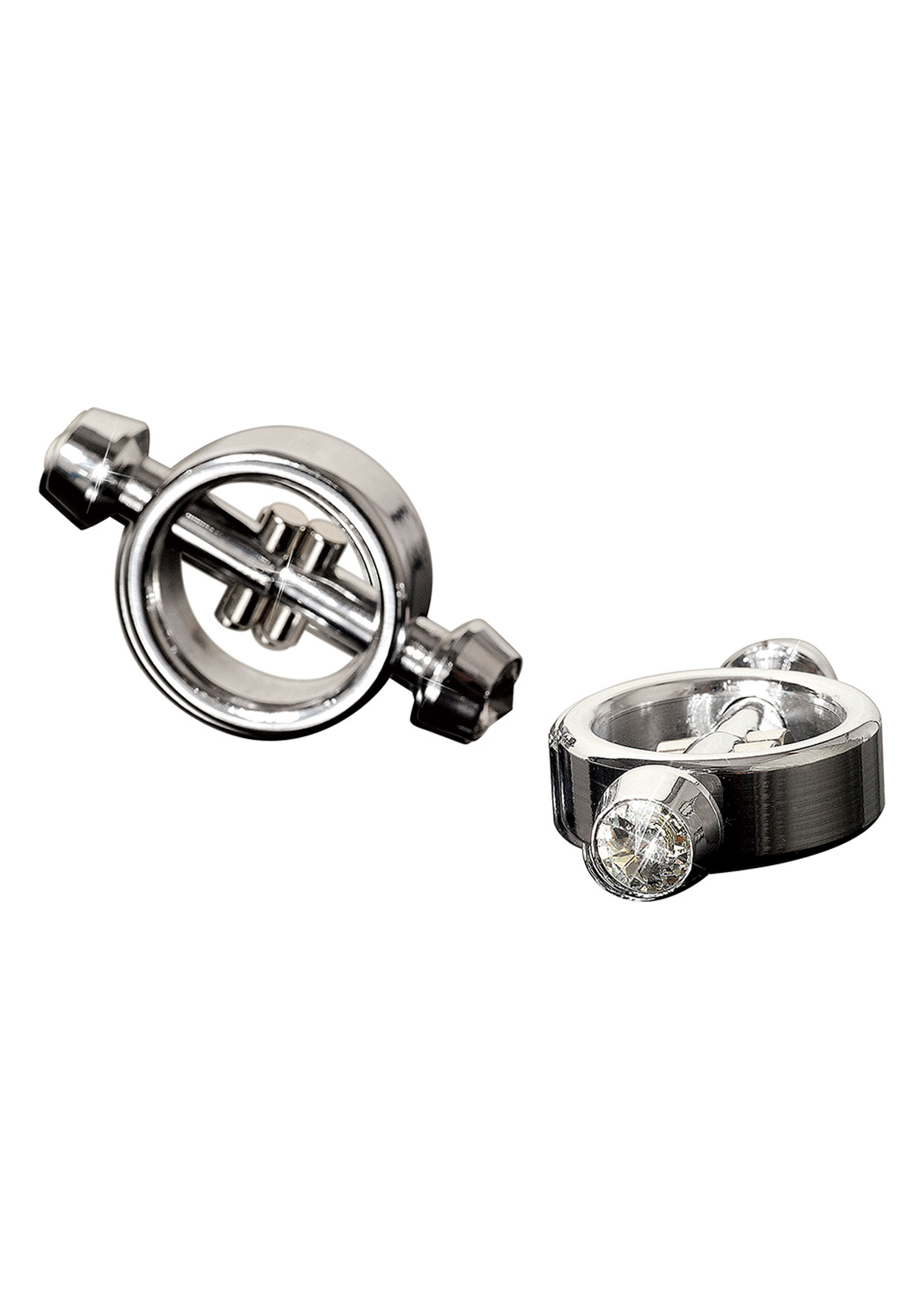 Magnetic Nipple Clamps.